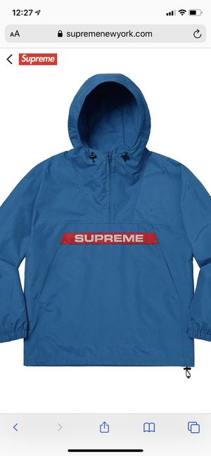 Supreme anorak..... for Sale in Queens, NY