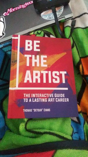 Be the artist by thomas 'detour' evans for Sale in Long Beach, CA