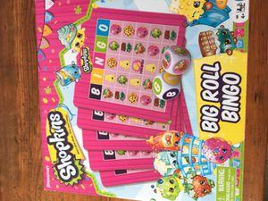 Shopkins Big Roll Bingo for Sale in Rolesville, NC