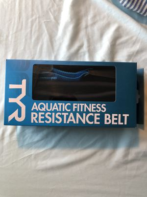 TYR Stationary Swimming resistance belt for Sale in Chicago, IL