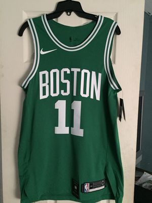 Kyrie Irving Nike Stitched Celtics Jersey for Sale in Garland, TX