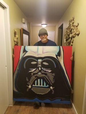 Star Wars Darth Vader Art for Sale in Seattle, WA