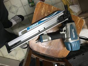 Makita nail gun for Sale in Los Angeles, CA