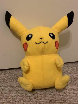 Pokémon Pikachu Plush Stuffed Animal for Sale in Peoria, AZ