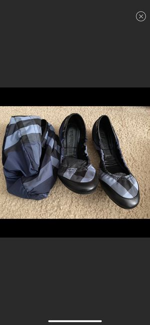 Brand New Authentic Burberry Flats for Sale in Dallas, TX