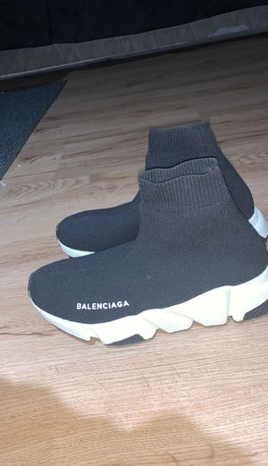 Balenciaga runners size 5.5 for Sale in Aspen Hill, MD