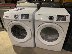 Electric dryer and washer!! $39 DOWN NO CREDIT CHECK for Sale in Houston, TX