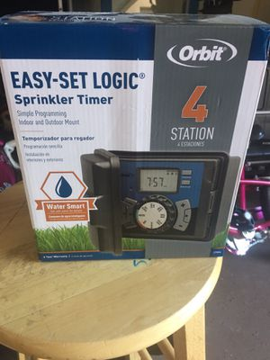 Sprinkler timer for Sale in Gilbert, AZ
