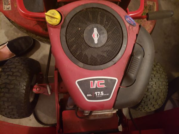 Troy bilt 42inch riding mower