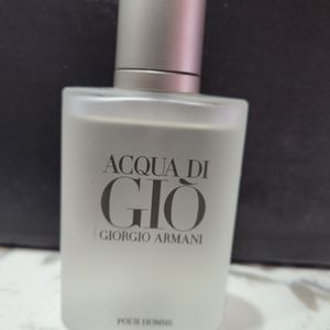 Armani Acqua Di Gio 3.4 Oz Perfume for Sale in San Bernardino, CA