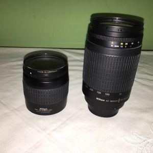 Nikon Lenses for Sale in Alexandria, VA