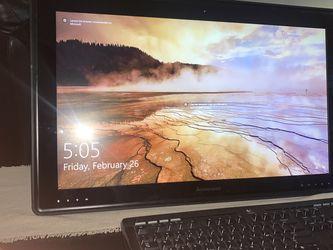 Lenovo IdeaCentre Horizon 27-Inch All-in-One Touchscreen Desktop for Sale in Chino Hills,  CA