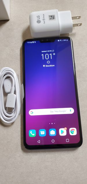 Brand New LG V40 ThinQ Factory UNLOCKED for Sale in Stockton, CA