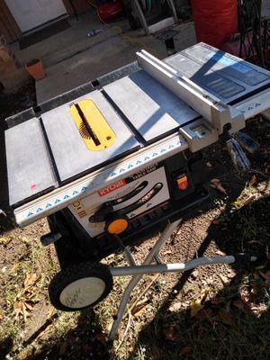 Roybi 10' Table saw for Sale in Arlington, TX