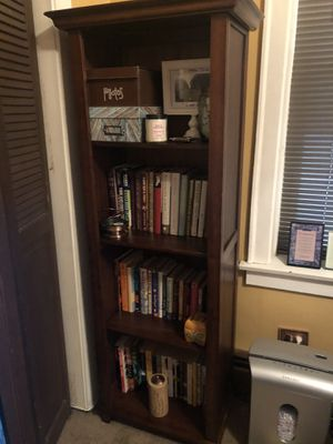 All wood Book Shelf for Sale in Chicago, IL