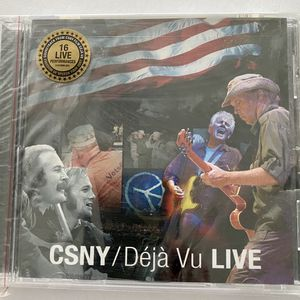 Déjà Vu Live by Crosby, Stills, Nash & Young (CD, Aug-2008, Reprise) for Sale in Phoenix, AZ