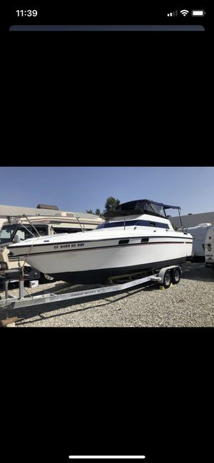 Thunderbird Deep Sea Fishing Boat 24FT Good Shape Salt Water Ready for Sale in Rancho Cucamonga, CA