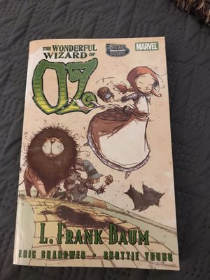 Marvel's The Wonderful of Oz graphic novel by L. Frank Baum for Sale in Alvin, TX