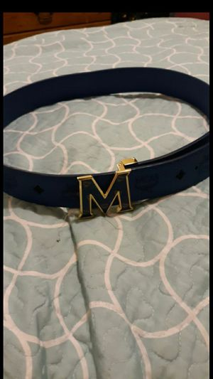Mcm belt for Sale in Andover, MN