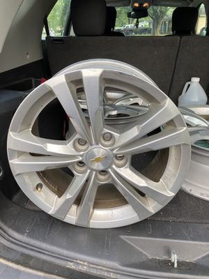 "Chevrolet 17"" Factory Wheels for Sale in Bargersville, IN"
