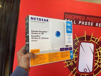 Netgear Range Max Router for Sale in Corona,  CA