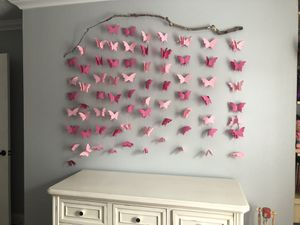 Butterfly wall decor for Sale in Winter Park, FL