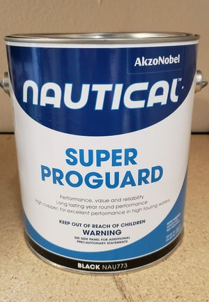 Interlux Proguard NAU773 Black Ablative Bottom Paint for Sale in Tacoma, WA