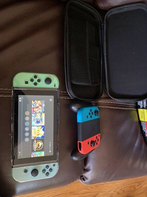 V2 Nintendo Switch LOOKING TO TRADE for Sale in Lawndale, CA