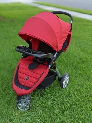 Britax B safe stroller, car seat and base for Sale in Baton Rouge, LA