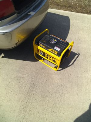 Trades pro 1600 wat generator for Sale in Lake Grove, OR