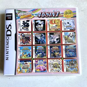 Nintendo Ds 3ds 461 In 1 Games for Sale in San Francisco, CA