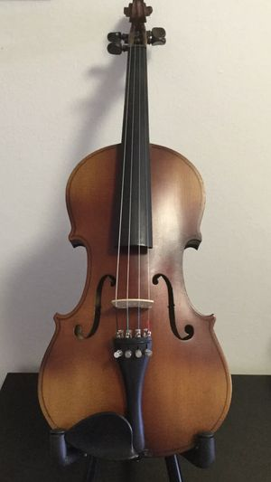 Antique RARE 1940's Czecho-Slowakia Violin, Copy Antonio Stradivarius 4/4 for Sale in Brooklyn, NY