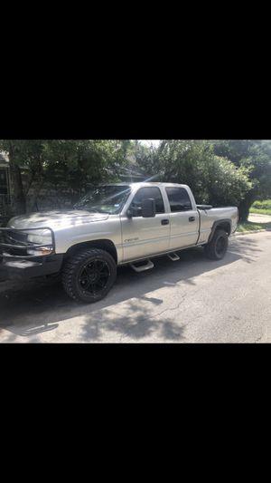2001 Chevy Silverado for Sale in San Antonio, TX