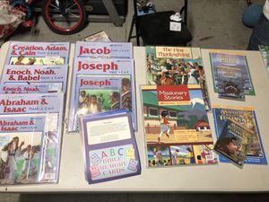 Abeka - Genesis Series and extras for Sale in El Cajon, CA