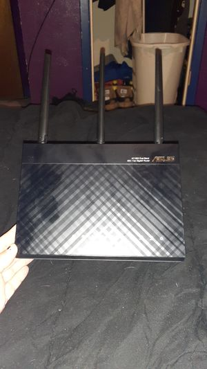 Asus router for Sale in Saginaw, TX