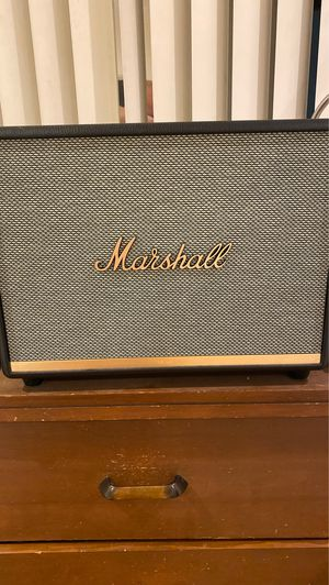 Marshall Woburn 2 like new paid 550 sell 250 for Sale in Long Beach, CA