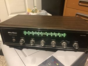 Skyline Stereo Multiplex 70051713 Amplifier Solid State PHONO TAPE TUNER AUX STEREO MONO for Sale in Kent, WA
