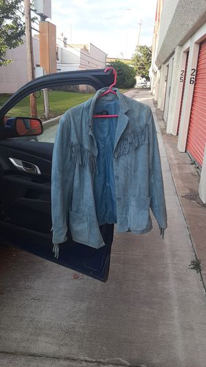 Suade jacket for Sale in Houston, TX