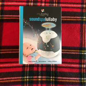 mybaby sound spa lullaby for Sale in Alexandria, VA
