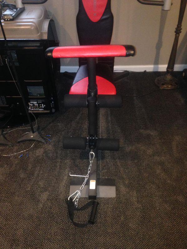 Weider home gym