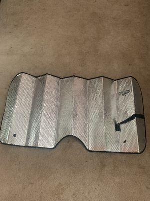 Silver Foldable Car Front Windshield SunShade for Sale in Smyrna, GA