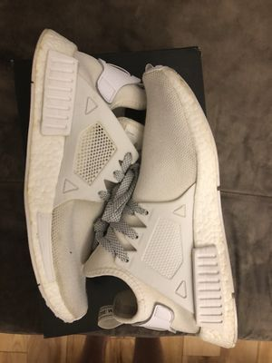 Adidas NMD XR1 Triple White size 9.5 for Sale in Columbus, OH