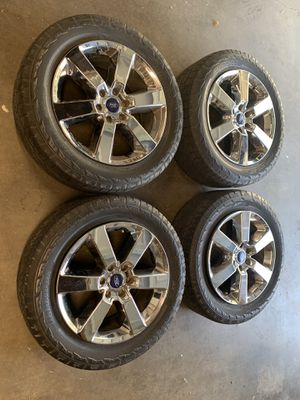 20 inch Ford Wheels & Tires - CHEAP! for Sale in Fresno, CA