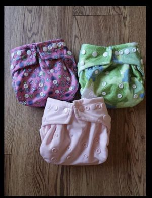 Like-New Bumkins Cloth Diapers for Sale in Tempe, AZ