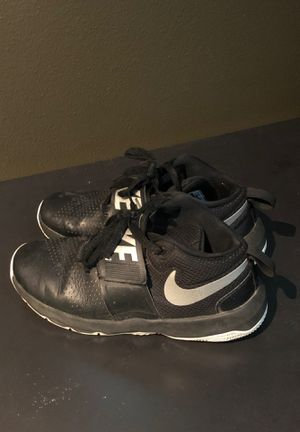 Nike black and white running/tennis shoes for Sale in Edmonds, WA