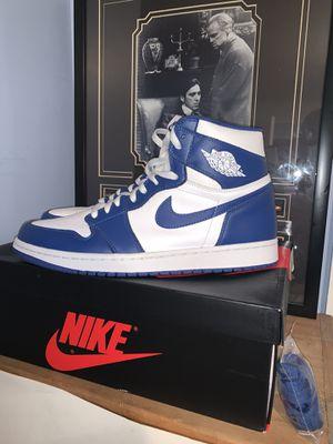 "Air Jordan 1 Retro High OG ""storm blue"" SIZE 11 for Sale in Dearborn, MI"