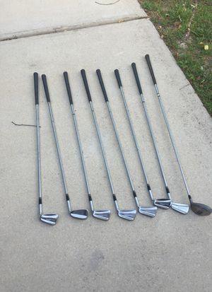 Golf Clubs - Power Built (Blades) $2.00 each or $16.00 as a bundle for Sale in Durham, NC