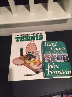 Tennis Large Picture Book for Sale in Foothill Ranch, CA