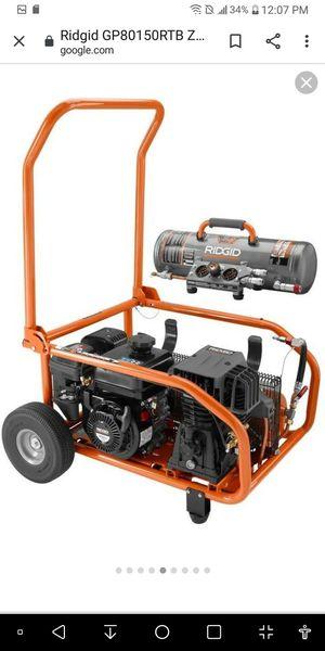 Rigid air compressor for Sale in Milwaukie, OR