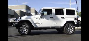 2015 Jeep Wrangler stock wheel n other parts for Sale in NV, US
